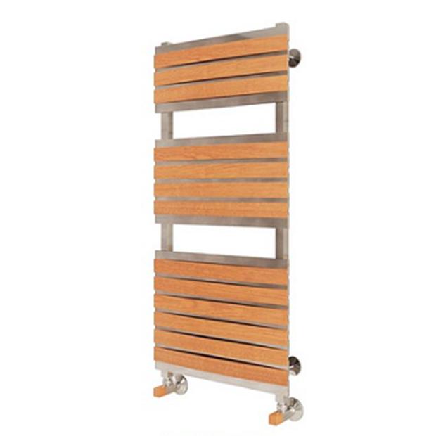 Водяной полотенцесушитель Терминус Флоренция П22 500x1716L деревянные накладоки водяной полотенцесушитель терминус римини п25 500x1276l деревянные накладоки