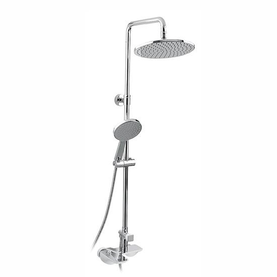 Душевая стойка Timo Helmi SX-1070/00 (1060) chrome душевая система timo nelson для ванны хром sx 1290 00 chrome