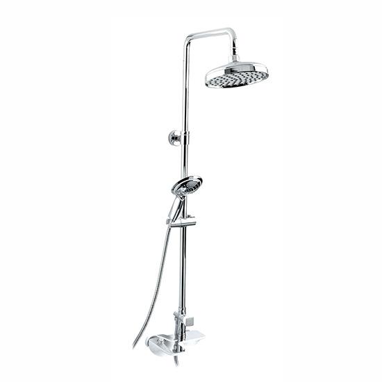 Душевая стойка Timo Helmi SX-1070/00 (712) chrome душевая система timo nelson для ванны хром sx 1290 00 chrome