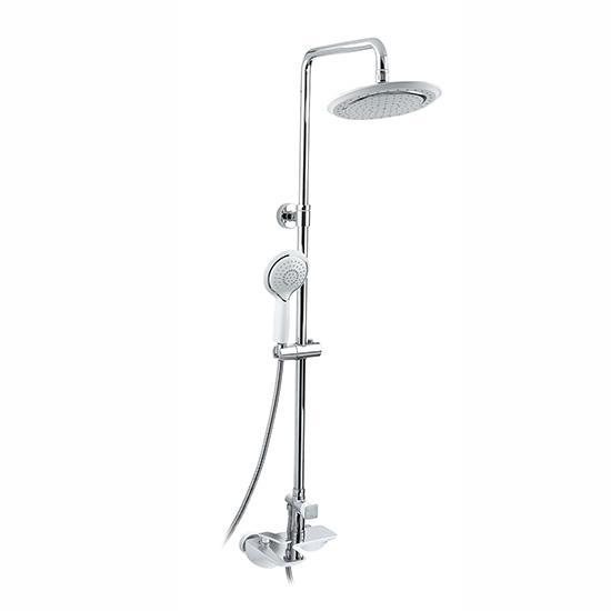 Душевая стойка Timo Helmi SX-1070/00 (412) chrome душевая система timo nelson для ванны хром sx 1290 00 chrome