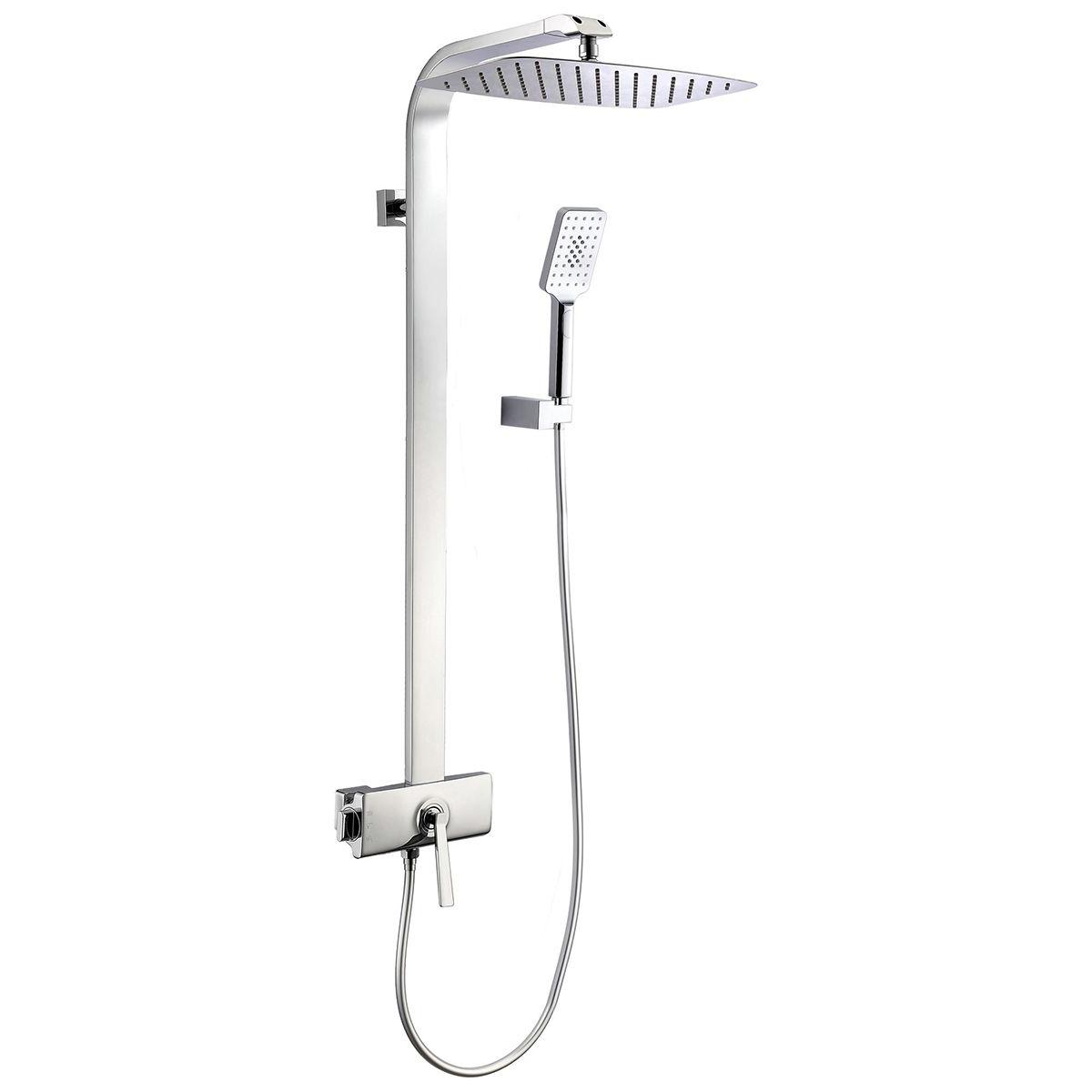 Душевая стойка Timo Halti SX-4190/00 chrome душевая система timo nelson для ванны хром sx 1290 00 chrome