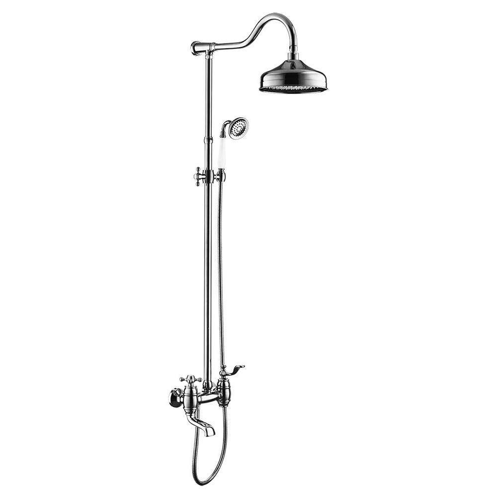 Душевая стойка Timo Lina SX-7030/00 chrome душевая система timo nelson для ванны хром sx 1290 00 chrome