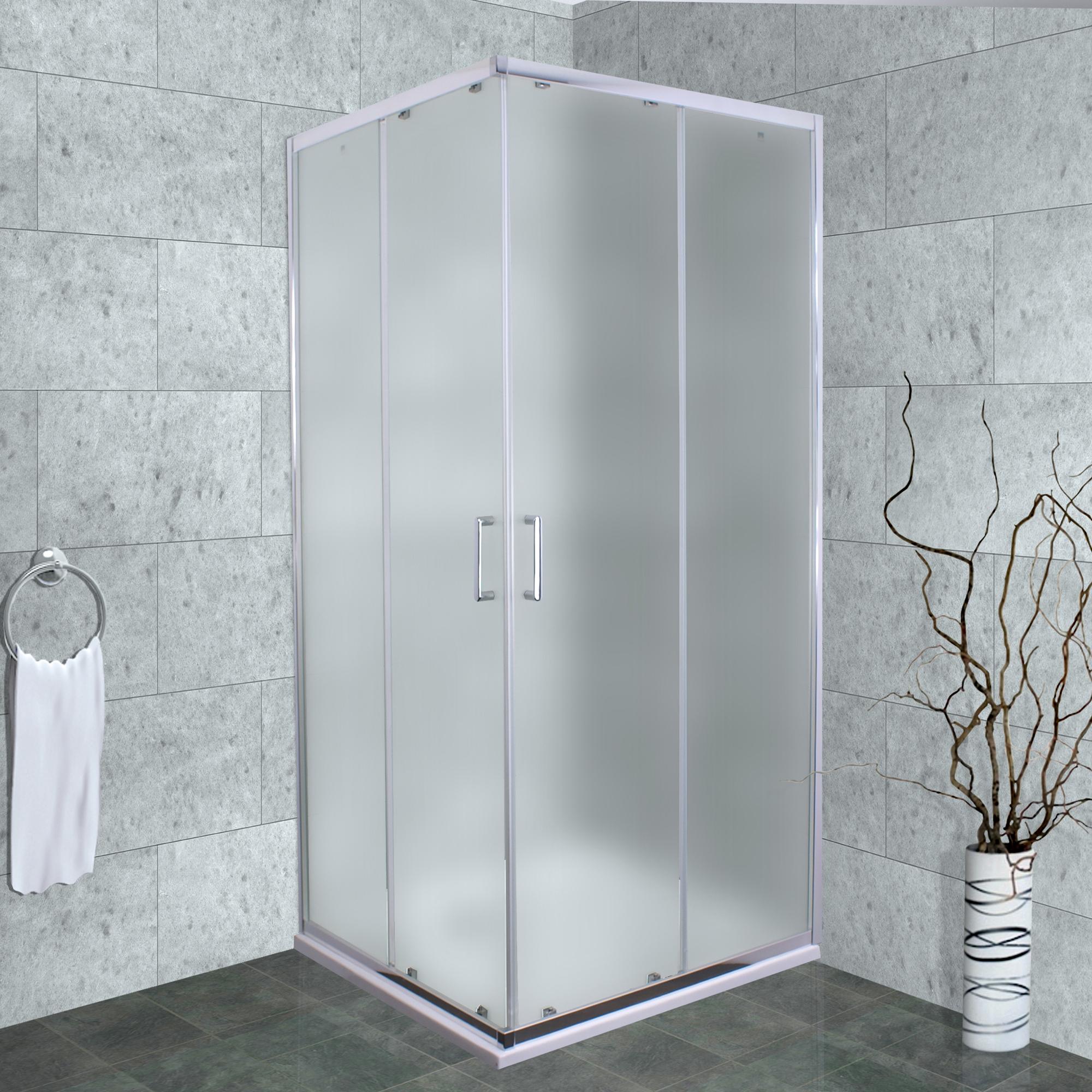 Душевой уголок Timo Altti 619 Foggy Glass без поддона душевой уголок timo altti душевой угол 619 clean glass 90 90 190
