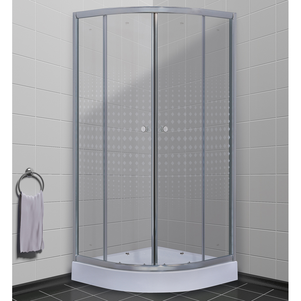 Душевой уголок Timo TL-1101 Romb Glass душевой уголок timo viva lux tl 1102 fabric glass 100х100х200 см