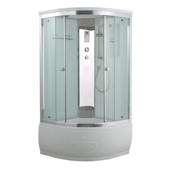 Душевая кабина Timo T-8880 Clean Glass душевая кабина timo comfort 90x90x220 см стекла матовые t 8809 f
