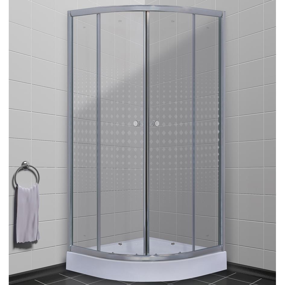 Душевой уголок Timo TL-8001 Romb Glass душевой уголок timo biona lux tl 1101 fabric glass 100х100х200 см