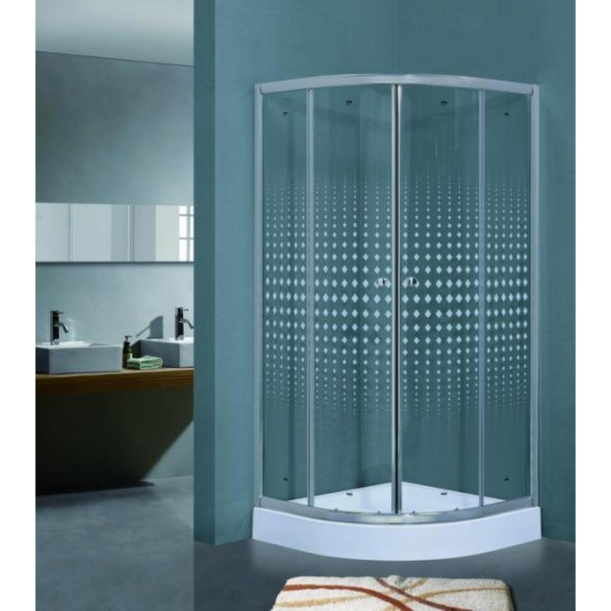 Душевой уголок Timo TL-1101 F душевой уголок timo biona lux tl 1101 fabric glass 100х100х200 см