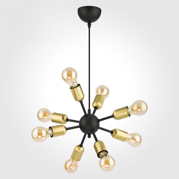 Люстра TK Lighting 1468 Estrella Black подвесная la estrella solitaria