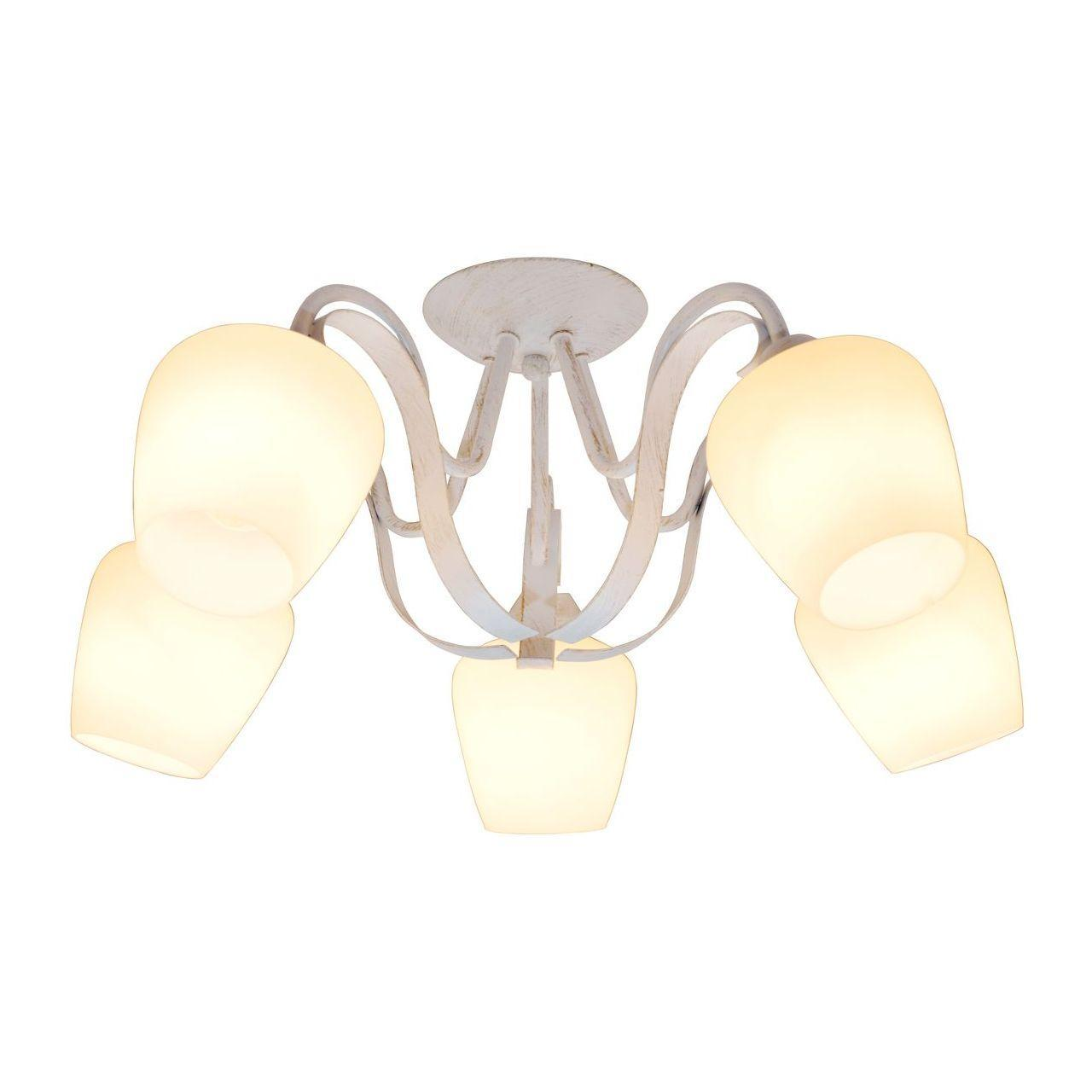 Люстра Toplight Abegail TL1133-5D потолочная люстра toplight abegail tl1133 3d