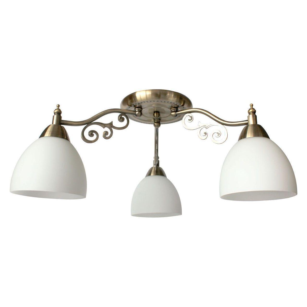 Люстра Toplight Lora TL7371X-03AB потолочная потолочная люстра toplight lora tl7371x 05ab