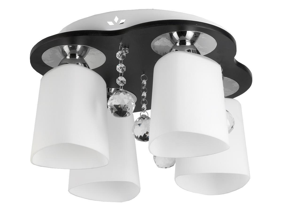 Люстра Toplight Marsha TL2680X-04WC потолочная потолочная люстра toplight marsha tl2680x 03wc