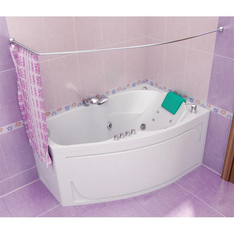 Акриловая ванна Тритон Лайма акриловая ванна triton лайма правая
