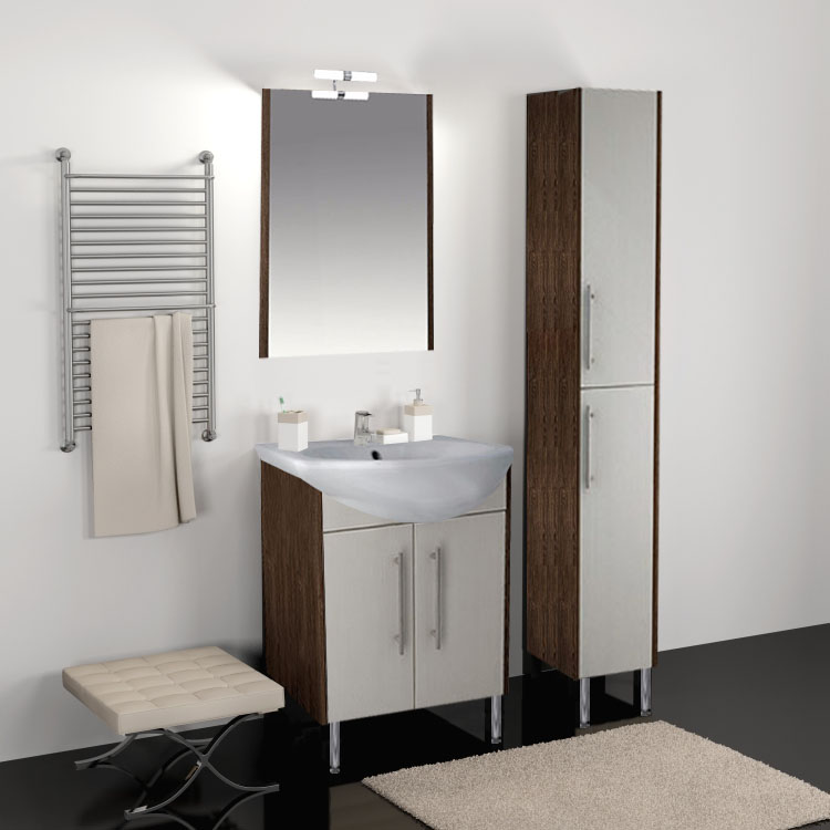 Мебель для ванной эко мебель Душевой уголок GuteWetter Practic Square GK-401 правая 75x75 см стекло бесцветное, профиль матовый х