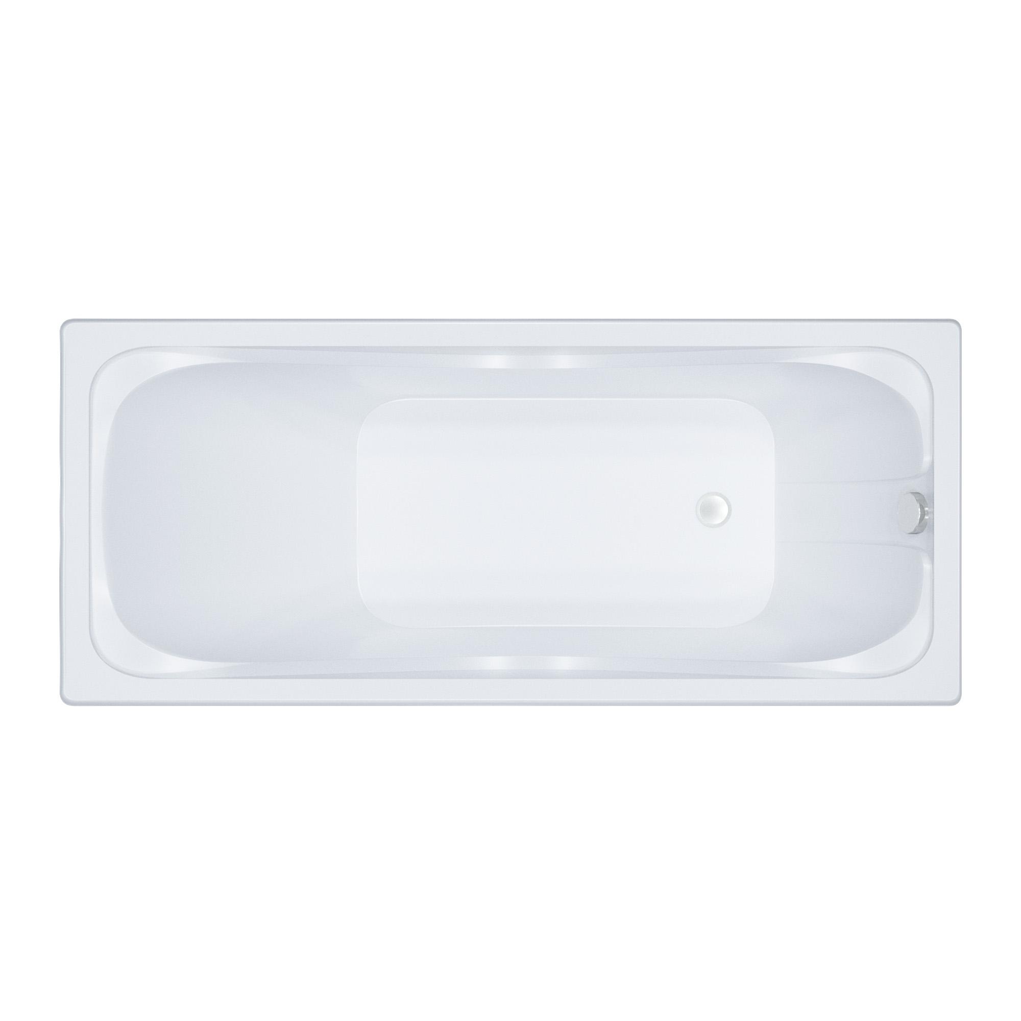 Акриловая ванна Тритон Стандарт 130 слив перелив alcaplast для ванны под бронзу a55 antic
