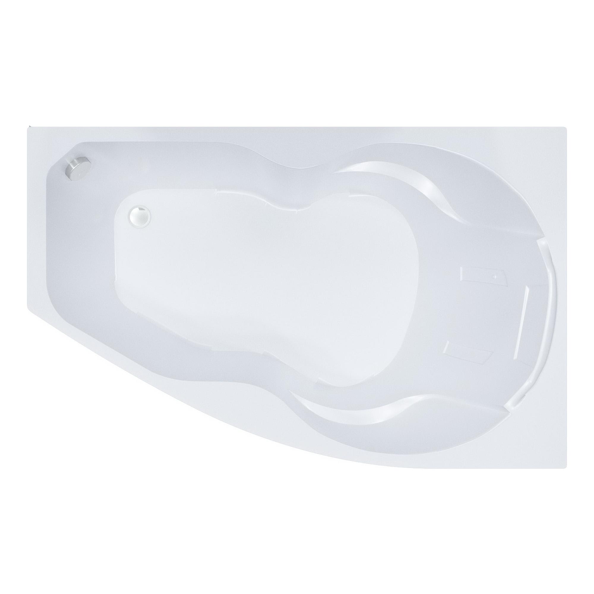 Акриловая ванна Тритон Бриз левая ванна акриловая triton бриз левая