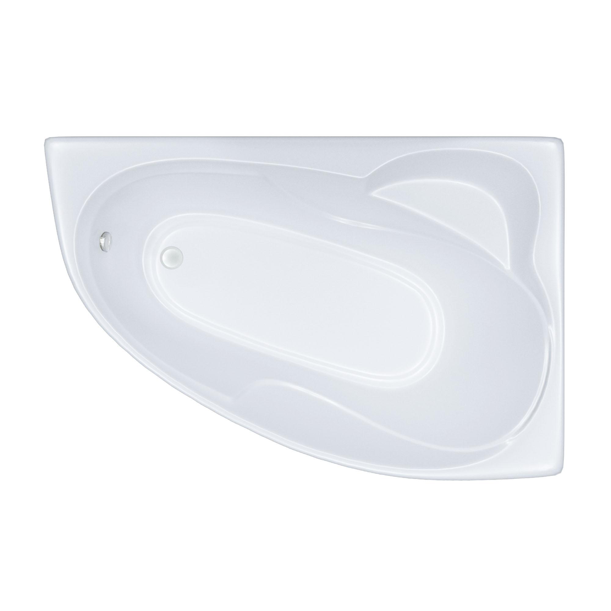 Акриловая ванна Тритон Кайли левая цена