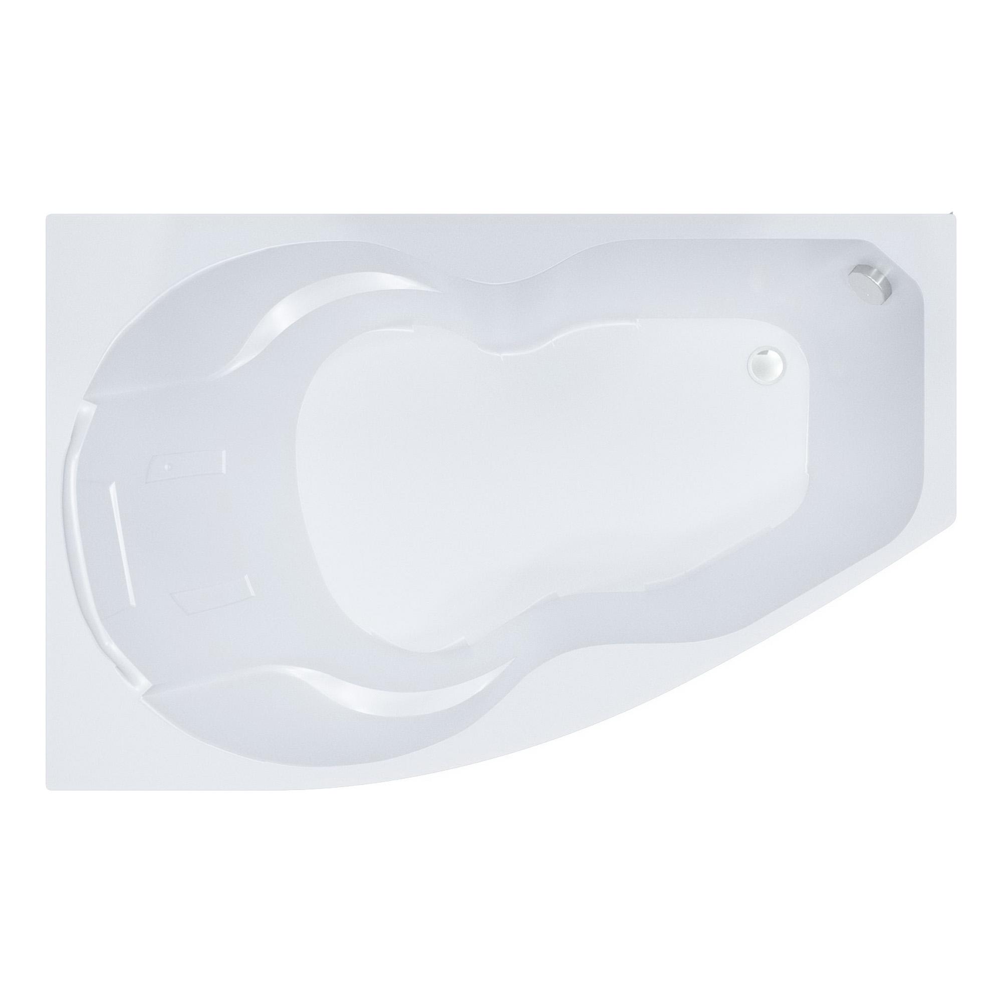 Акриловая ванна Тритон Лайма правая акриловая ванна triton лайма правая