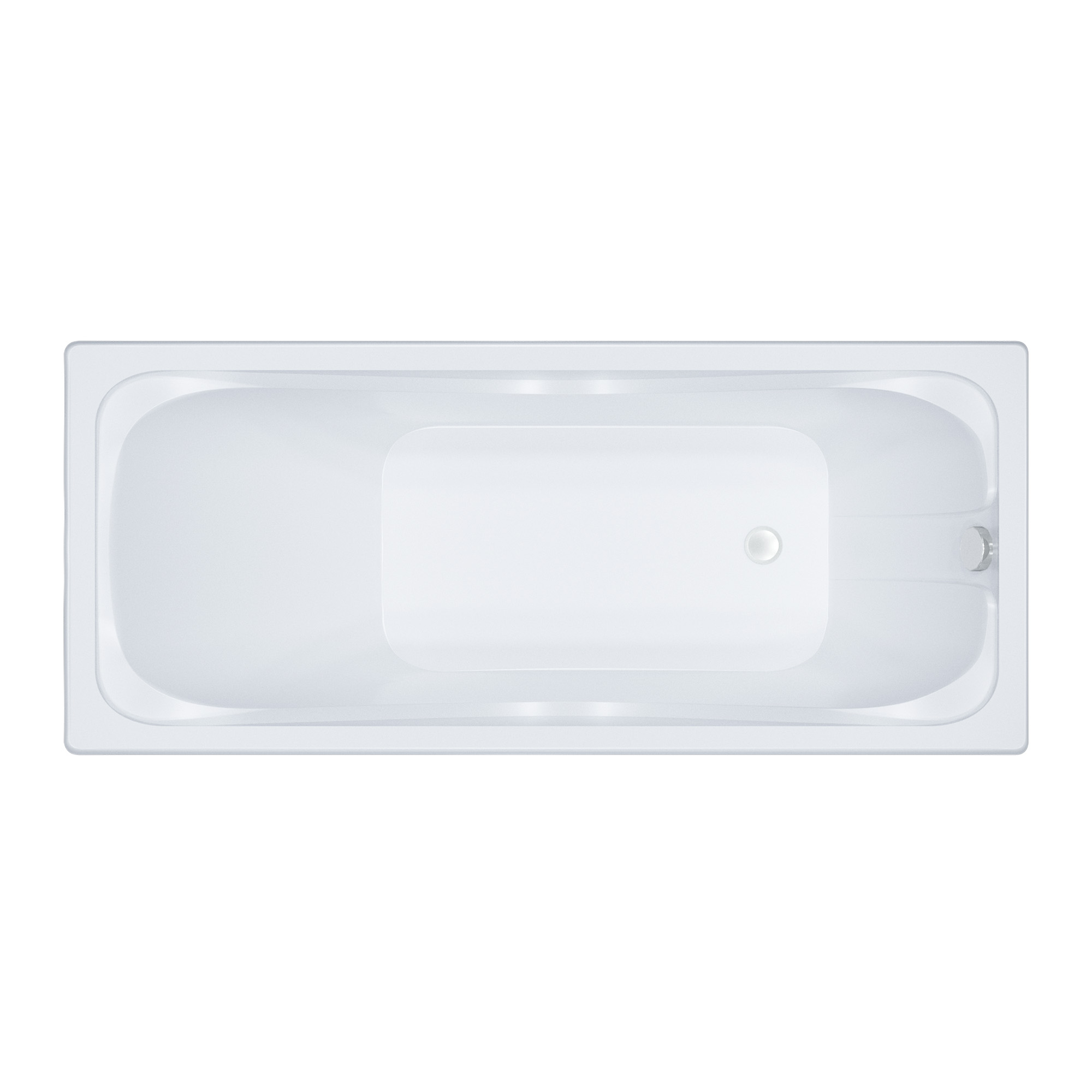 Акриловая ванна Тритон Стандарт 160 экран для ванны triton стандарт 120