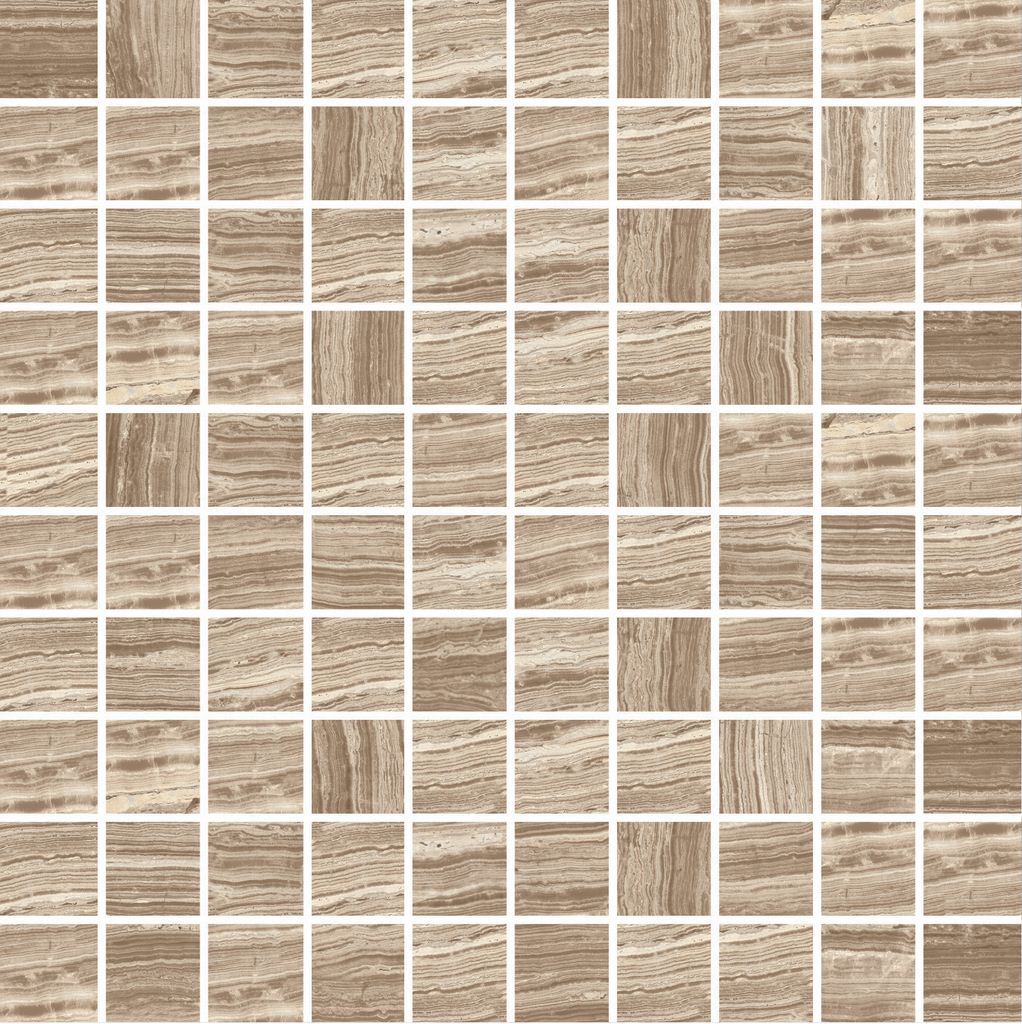 Мозаика Undefasa Mosaico Ontario Marfil/Topo 30х30 мозаика colori viva natural stone cv20088 5x5 30 5x30 5