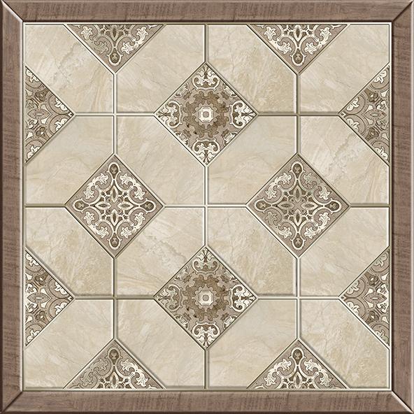 Фиеста Плитка напольная на белом коричневая ПГ3ФС024/ TFU03FST024 41,8х41,8 цены онлайн