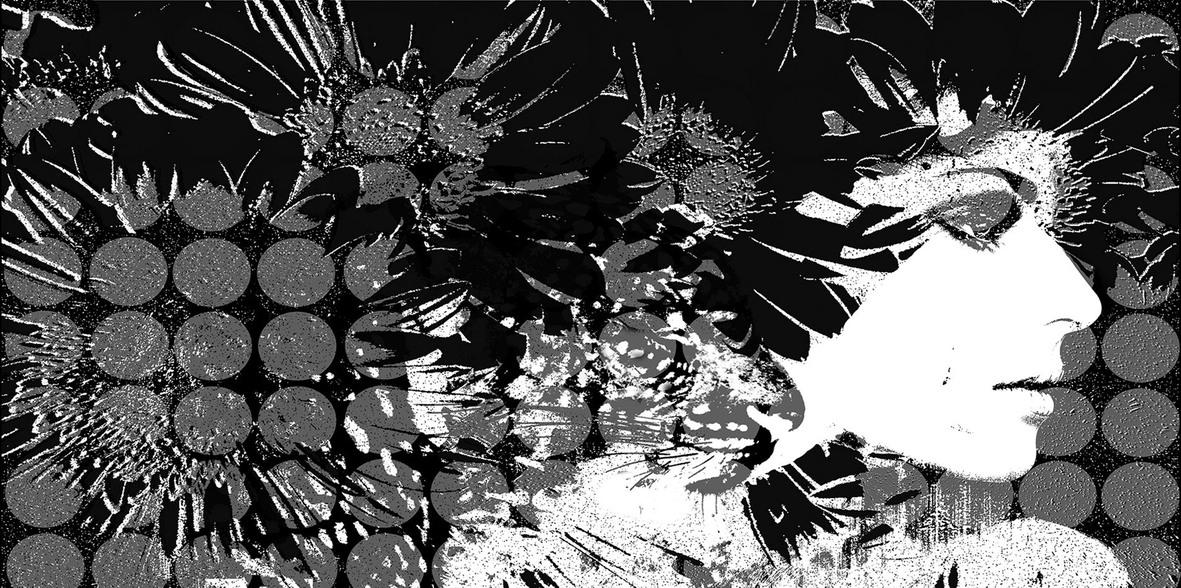 Дива Панно из 4 плиток ПН9ДВ1 100х49,8 noordline 2 в 1 amelis melanz
