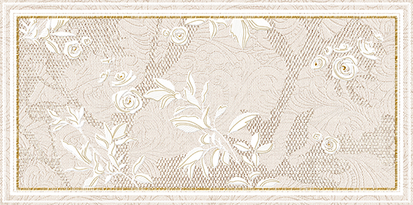 Sanremo Декор DWU09SNR024 24,9х50 декор уралкерамика рида вс11ра034 60x20