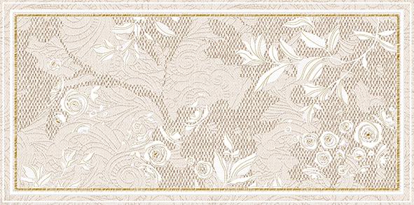 Sanremo Декор DWU09SNR004 24,9х50 декор уралкерамика бриз вс11бр604 60x20