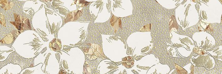 Amelia Декор DWU11AME024 20х60 декор уралкерамика рида вс11ра034 60x20
