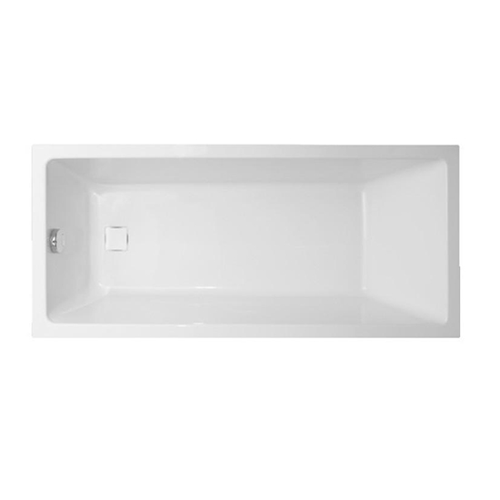 Акриловая ванна Vagnerplast Cavallo 170x75 акриловая ванна vagnerplast ebony 170x75