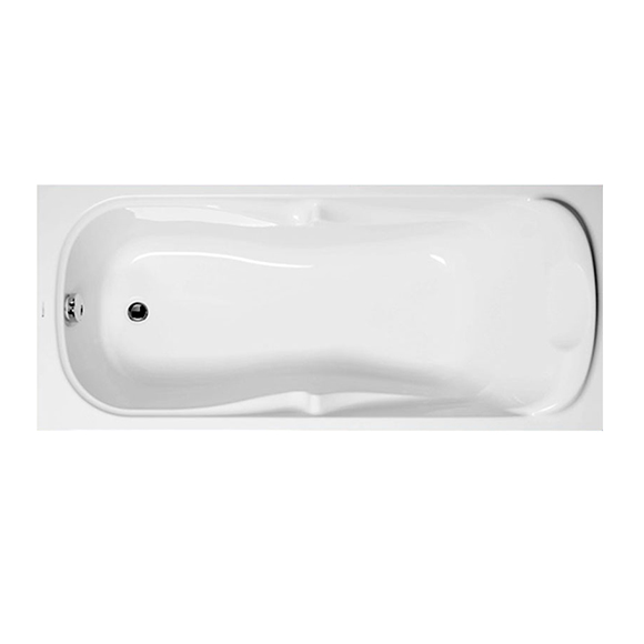 Акриловая ванна Vagnerplast Charitka 170x75 акриловая ванна vagnerplast charitka 170x75