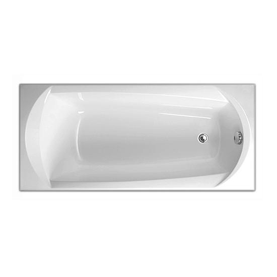 Акриловая ванна Vagnerplast Ebony 160x75 акриловая ванна vagnerplast ebony 170x75