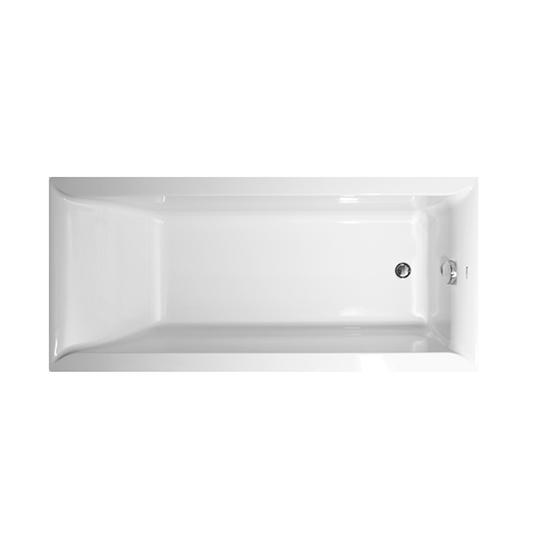 Акриловая ванна Vagnerplast Veronela 160x70 акриловая ванна vagnerplast veronela 170x75 vpba170vea2x 01