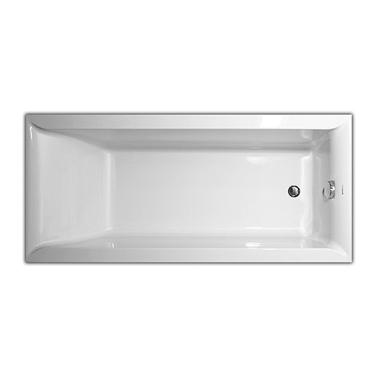 Акриловая ванна Vagnerplast Veronela 170x75 акриловая ванна vagnerplast ebony 170x75