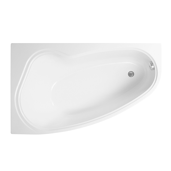 Акриловая ванна Vagnerplast Avona 150x90 левая акриловая ванна vagnerplast flora 150x100 левая
