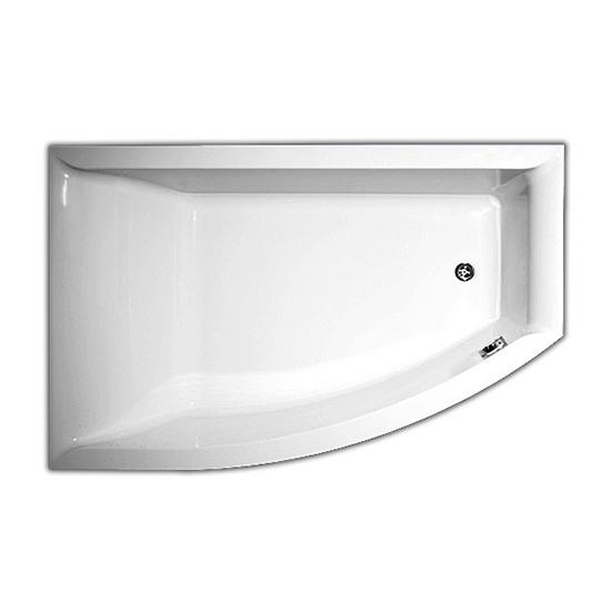 Акриловая ванна Vagnerplast Veronella Offset 160x105 левая акриловая ванна vagnerplast melite 160x105 левая