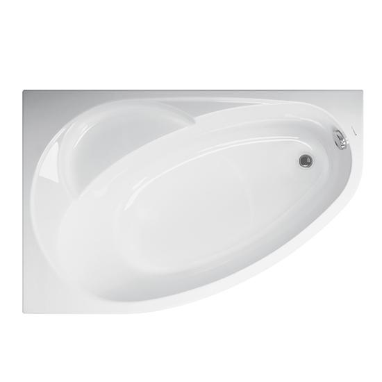 Акриловая ванна Vagnerplast Flora 150x100 левая акриловая ванна vagnerplast flora 150x100 левая