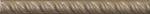 Бордюр Vallelunga Villa D`Este +20749 Tortora Matita Este 1,5х15 marina d este накидка