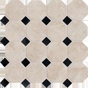 Декор Vallelunga Villa D`Este +20775 Grigio Ottagona декор vallelunga memento campiglio inserto san marco 60x60