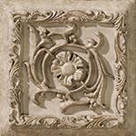 Декор Vallelunga Villa D`Este +20781 Grigio Formella Tibur 20781 small stainless steel clips silver 10 pcs
