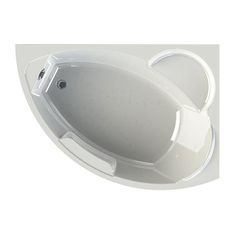 Акриловая ванна Vannesa Алари R 168x120 акриловая ванна vannesa алари l 168x120