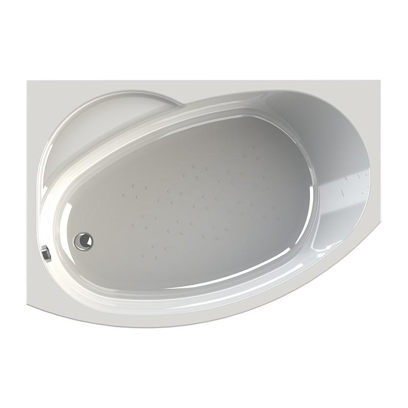 Акриловая ванна Vannesa Монти 150x105 акриловая ванна vannesa алари l 168x120