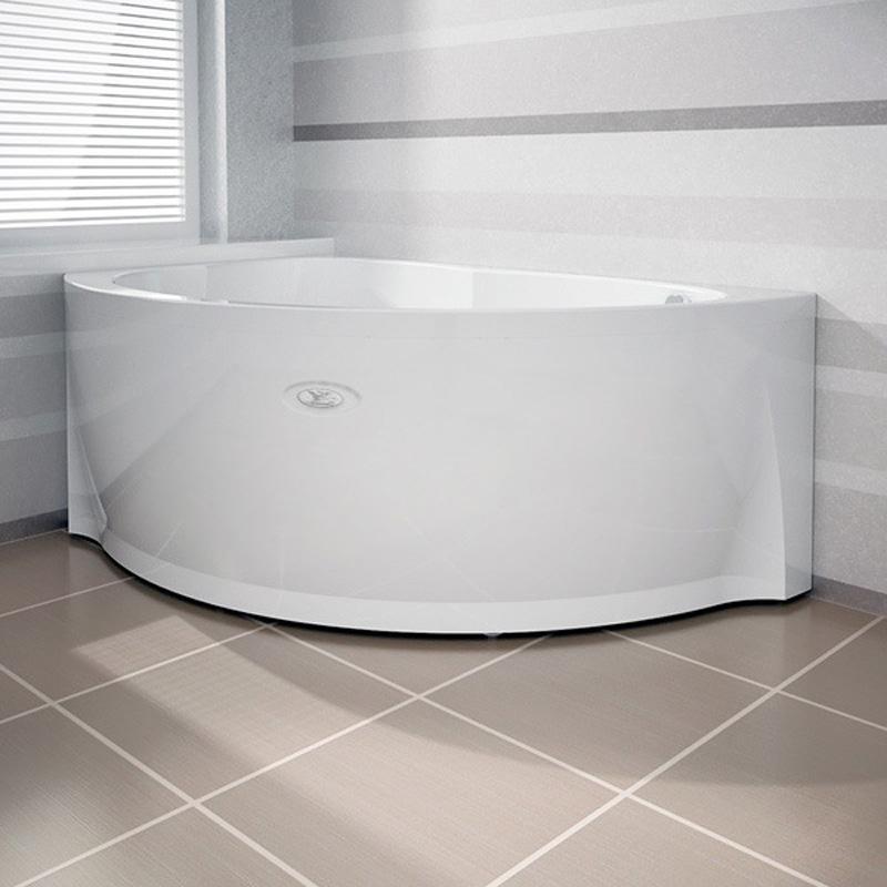 Акриловая ванна Vannesa Модерна L 160x100 акриловая ванна vannesa бергамо l 168x100