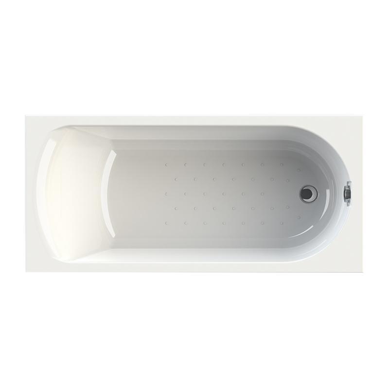 Акриловая ванна Vannesa Ника 150x70 акриловая ванна vannesa алари l 168x120
