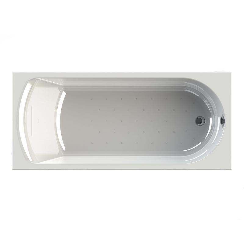 Акриловая ванна Vannesa Николь 180x80 акриловая ванна vannesa орнела 150x70