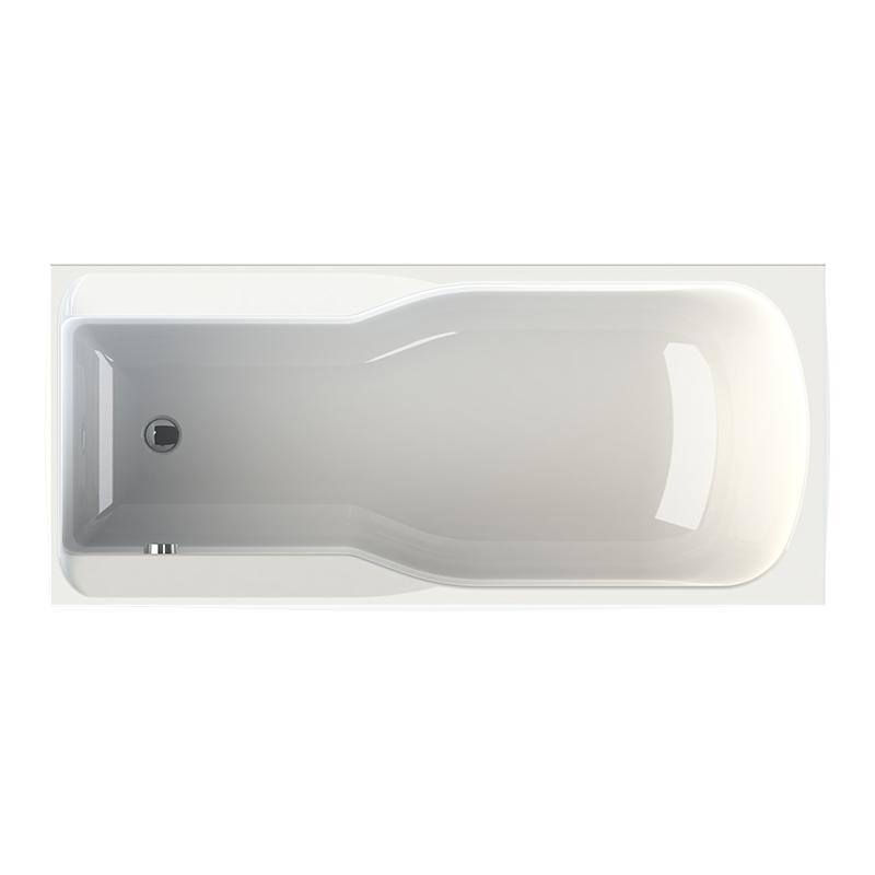 Акриловая ванна Vannesa Регина 170x75 акриловая ванна vannesa алари l 168x120