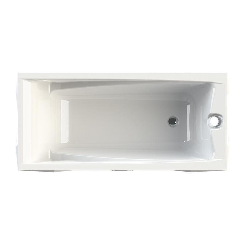 Акриловая ванна Vannesa Орнела 150x70 акриловая ванна vannesa ника 150x70