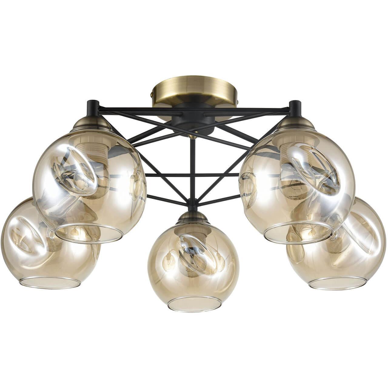 Люстра Vele Luce Furia VL1882L05 потолочная потолочная люстра vele luce fedele vl1365l05