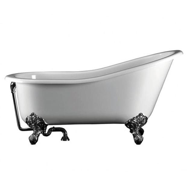 Ванна Victoria + Albert Shropshire SHR-N-SW-OF + FT-SHR-PC ванна victoria albert drayton dra n sw of ft dra sw