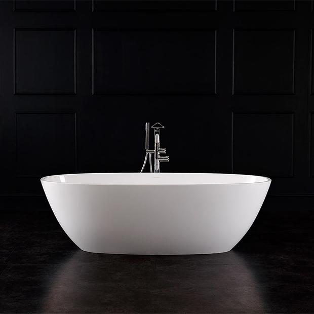 Ванна Victoria + Albert Terrassa TER-N-SW-NO ванна victoria albert drayton dra n sw of ft dra sw