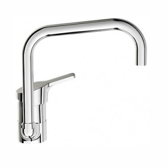 Смеситель Vidima Форм BA070AA для кухни смеситель для ванны коллекция орион b4225аа ba005aa однорычажный хром vidima видима